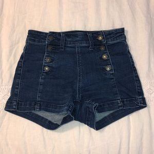 AEO sailor shorts